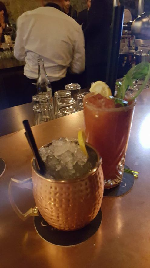 cocktails calvin