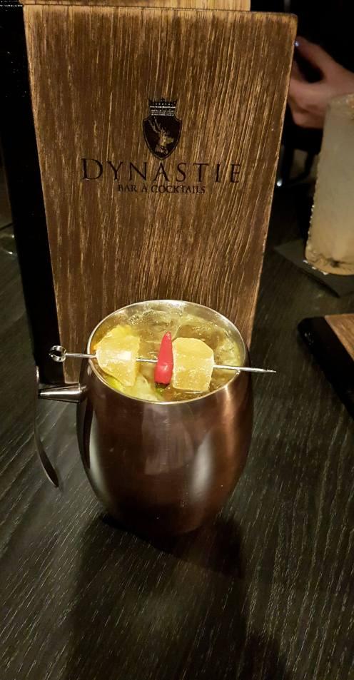dynastie cocktail carribean