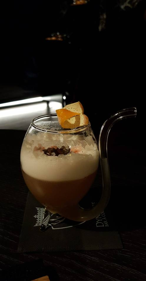 dynastie cocktail krack a pipe