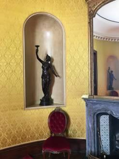 kilkenny castle statue